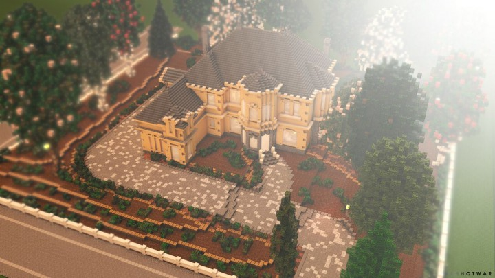 French Country Home Bfg O My Minecraft Project