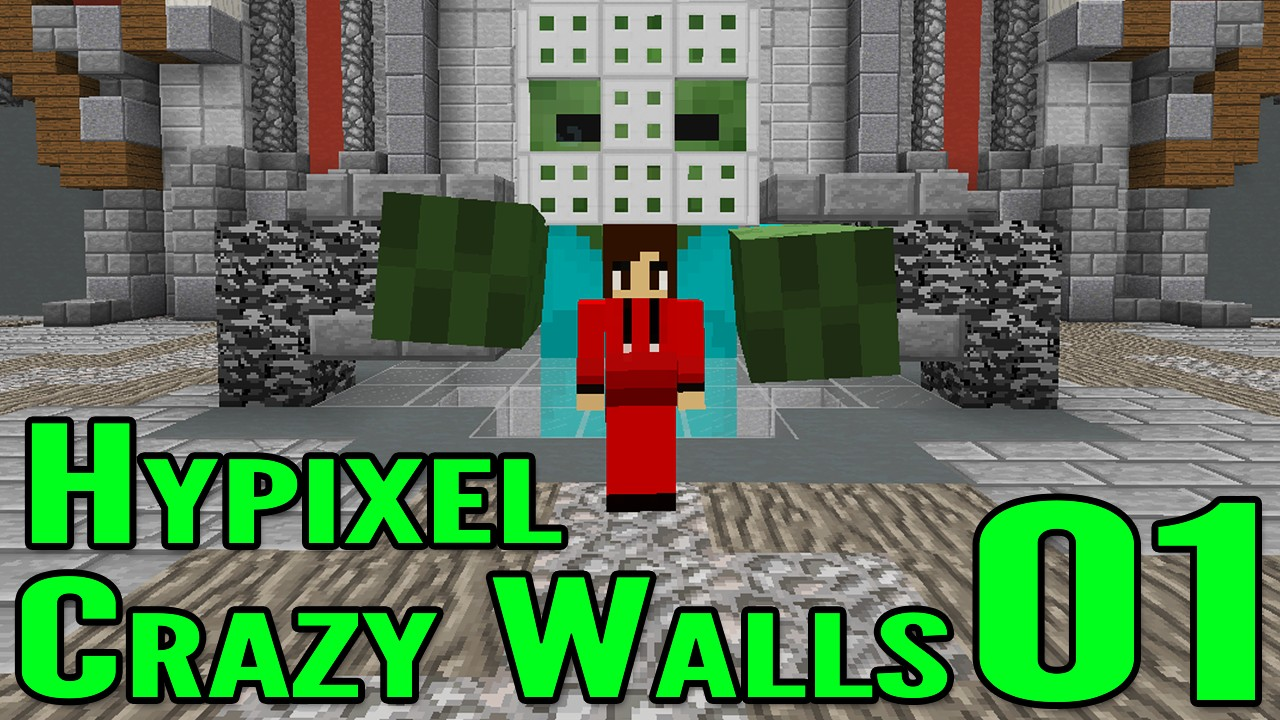 Hypixel | Crazy Walls Minecraft Blog