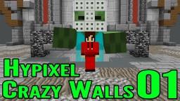 Hypixel | Crazy Walls Minecraft Blog Post