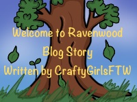 Welcome to Ravenwood ~ Blog Story Minecraft Blog Post