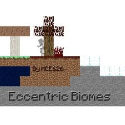 Eccentric Biomes Minecraft Mod