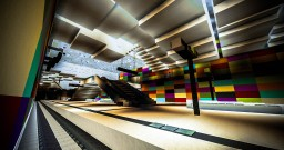 Royal Victoria - Subway Station   TheVisual_Play Minecraft Map & Project