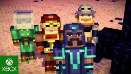 Minecraft: Story Mode Theory Minecraft