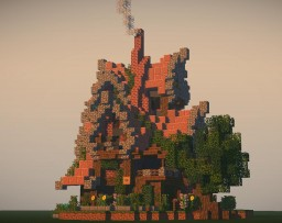 Larry`s Home Minecraft Map & Project
