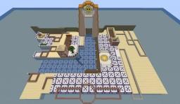 [Super Mario Sunshine] Delfino Plaza Minecraft Project