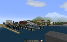 hamilton island, Queensland Minecraft Project