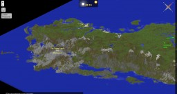 Northern Temperate Continent Map Minecraft Map & Project
