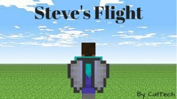 Steve's Flight Minecraft Blog Post
