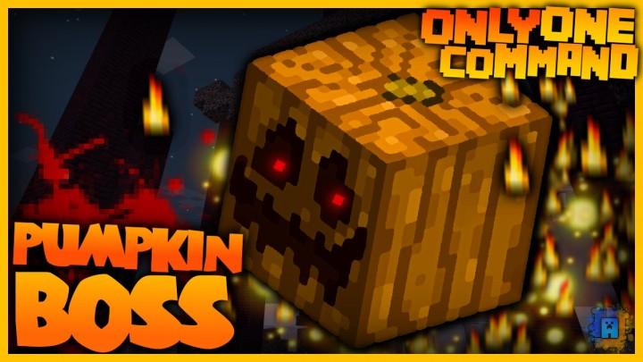 Pumpkin Boss. Video Thumbnail.