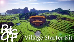 Village Starter Kit Minecraft Map & Project