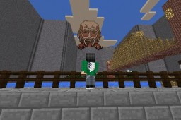 Attack on titan 2.1 Minecraft Map & Project