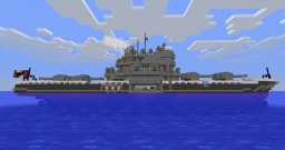 Attack Cruiser Minecraft Map & Project