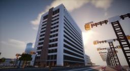 Modern Office Block Minecraft Map & Project
