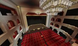 Antique 426 Seater Theatre - 24 hours! 50,000+ blocks!! Minecraft
