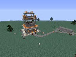 Mob Proof Survival 1.8 (SUPERFLAT SURVIVAL) Minecraft Map & Project
