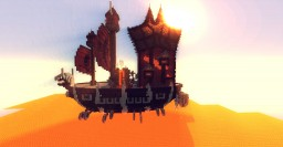 Came from hell The Demon Boat Minecraft