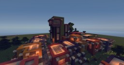 Modern Plotbuild Minecraft Map & Project