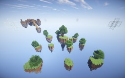 Sky Wars - minigame Minecraft Map & Project
