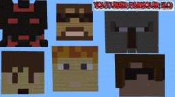 youtuber parkour 5.1 Minecraft Map & Project