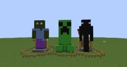 Minecraft: Story Mode - DanTDM Contest Minecraft Map & Project