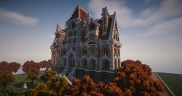 Baroque Concept Minecraft