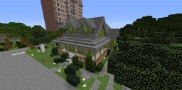 The Green House Minecraft