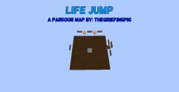 Life Jump Minecraft Map & Project