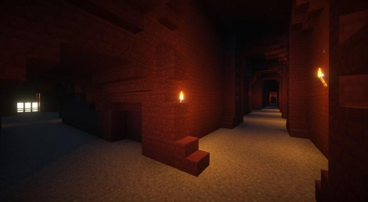 Geonosian Tunnels