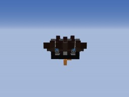 MSGT: Small Adjustable Arc Super Heavy TNT Cannon for Movecraft Vehicles Minecraft Project