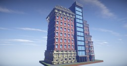 Old-Timey skyscraper Minecraft Project