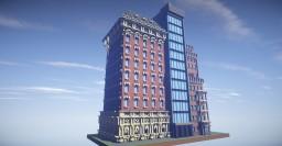 Old-Timey skyscraper Minecraft