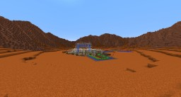 Martian World Minecraft Map & Project