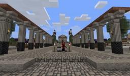 Roman Forum Minecraft Project