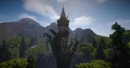 Tower of Laurel Elmdash Minecraft