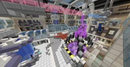 lab Minecraft Map & Project