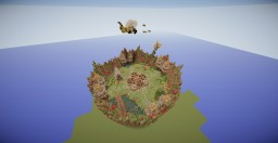 MiniHub Básico (4 Portales) By BuildTeamFenix Minecraft Map & Project