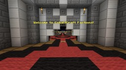 CobaltCraft Minecraft Server