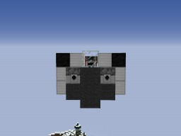SWU Small Submersible Ambush Interceptor: Fighter Aircraft for Movecraft Minecraft Map & Project
