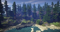 Forest Island Minecraft Map & Project