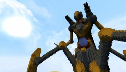 Assault Droid Minecraft