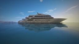 Super Yacht | MJL Minecraft Map & Project