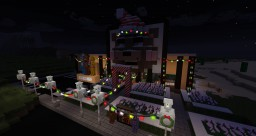 Freddy Fazbear's Pizza 2 RP - COMING SOON to 1.12 Minecraft Map & Project