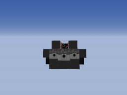 SWU Multi Role Fighter: Small Fighter Aircraft for Movecraft Minecraft Map & Project