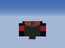 SWU Strafing Fighter: Small Fighter Aircraft for Movecraft Minecraft Map & Project