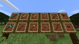 First texture pack | Better Weapons
