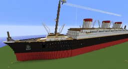 RMS Royalic Minecraft Map & Project