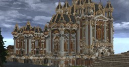 Vondress - palace by Boorizz Minecraft Map & Project