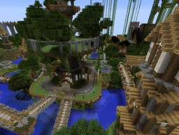 Blockrim Realms Minecraft