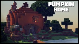 PUMPKIN HOME Minecraft Project