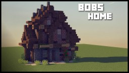 BOB'S HOUSE Minecraft Map & Project